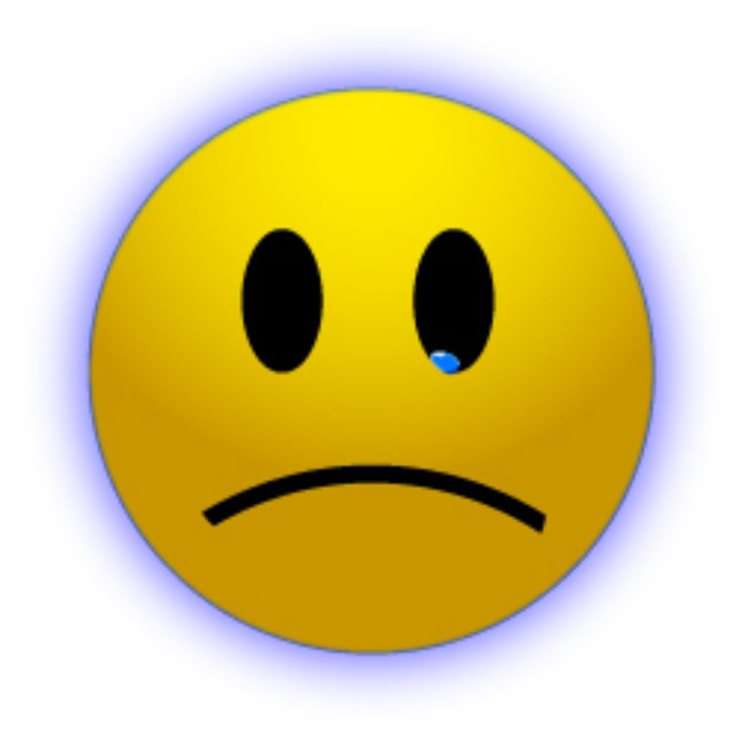 Smiley Face And Sad Face Emoji images